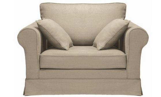 fauteuil tissu cordoue Home Spirit