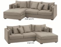 Canapé d'angle CHICAGO