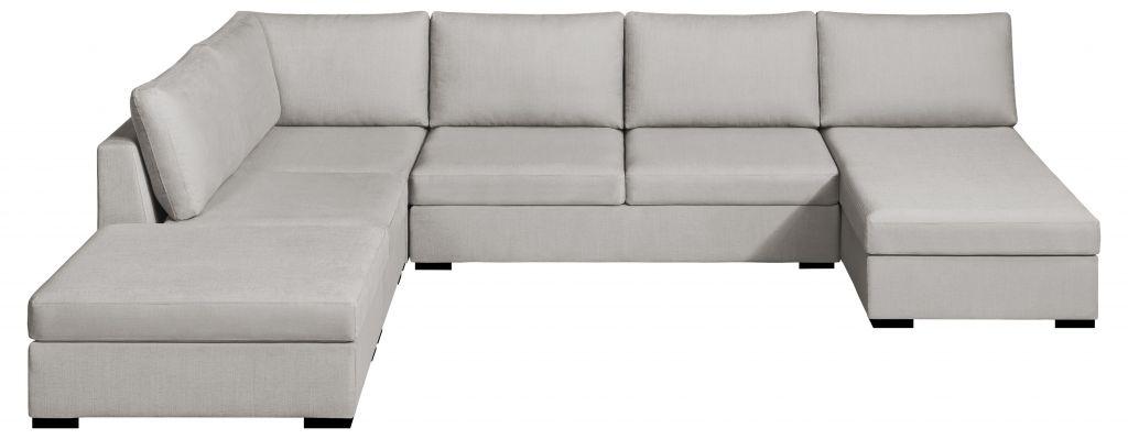 Canapé grand angle Max