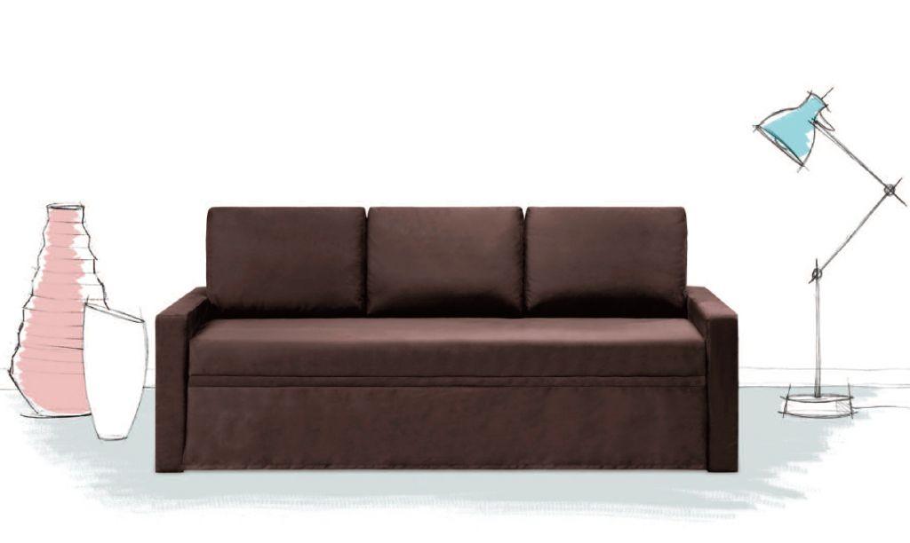 Canapé lit-gigogne CASA Home Spirit