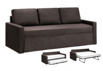 Canapé tissu, lit-gigogne CASA Home Spirit