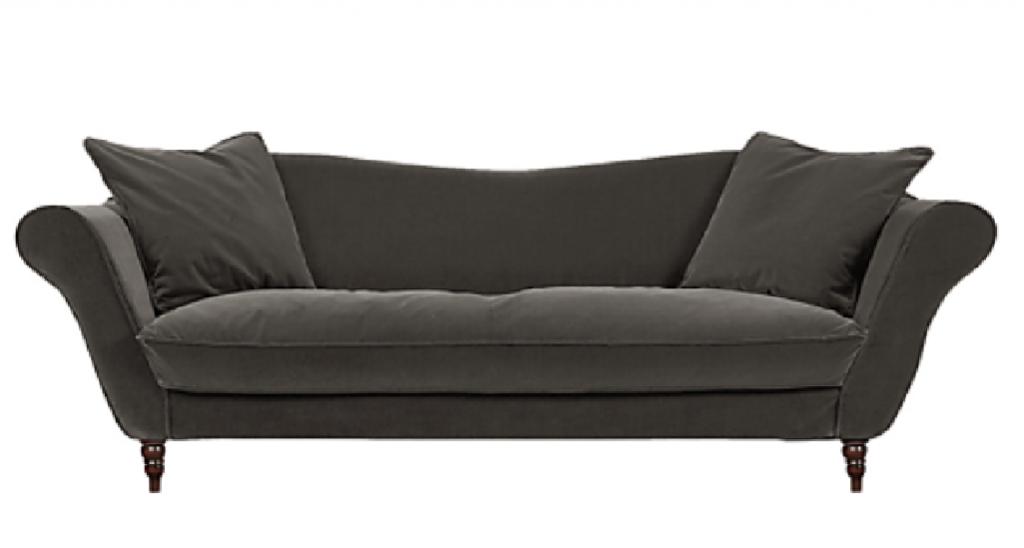 canap tissu anastasia plumtex home spirit. Black Bedroom Furniture Sets. Home Design Ideas
