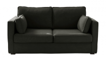 Canapé tissu PALERME BIS fixe ou convertible Home Spirit