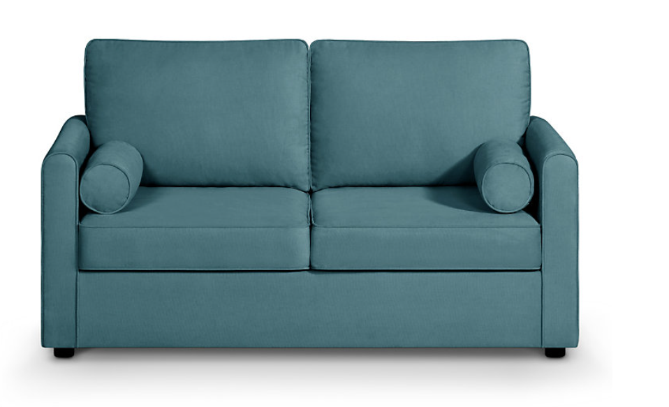canap tissu piccolo fixe ou convertible home spirit. Black Bedroom Furniture Sets. Home Design Ideas