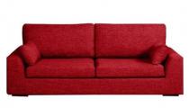 Canapé tissu TENERIFE fixe ou convertible Home Spirit