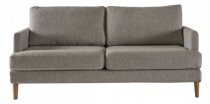 Canapé tissu WAREN fixe Home Spirit
