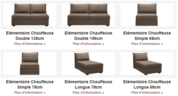 Chauffeuse Elementaire