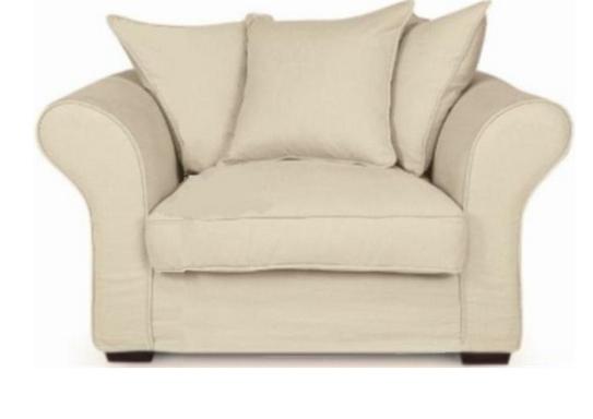 fauteuil perth en tissu home spirit par d stockage canap. Black Bedroom Furniture Sets. Home Design Ideas