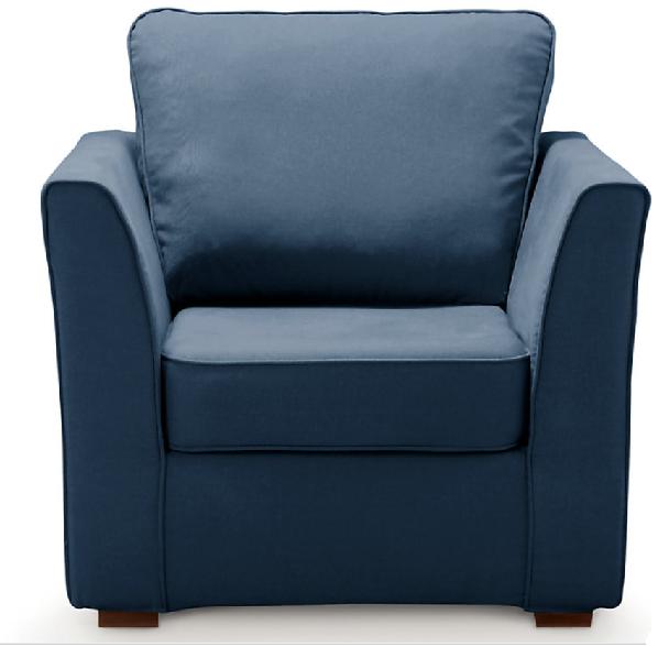 fauteuil charlotte en tissu home spirit par d stockage canap. Black Bedroom Furniture Sets. Home Design Ideas