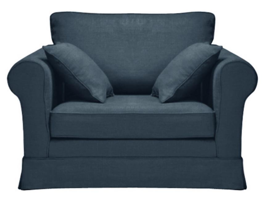 fauteuil tissu cordoue home spirit - Fauteuil En Tissu