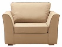 Housse Fauteuil CHARLOTTE love seat