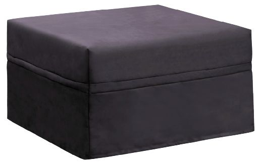housse pouf casa convertible lit. Black Bedroom Furniture Sets. Home Design Ideas