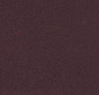 softline aubergine (aspect daim) 90% polyester-10 % coton