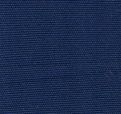 poly bleu marine 100% coton