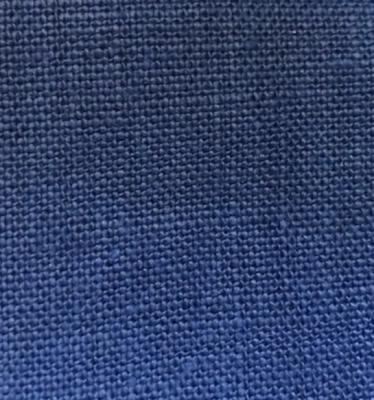 lin froissé bleu 100% lin (uniquement pour modèles BALI et BERMUDES)