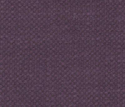 mikado aubergine 72% coton - 28% lin