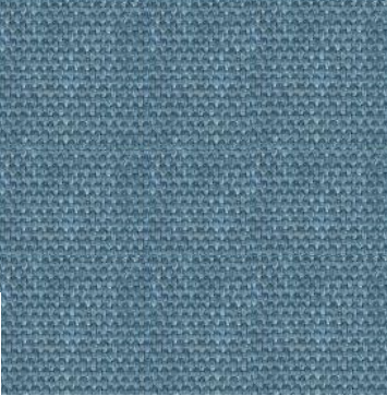 boston bleu paon clair 100% polyester