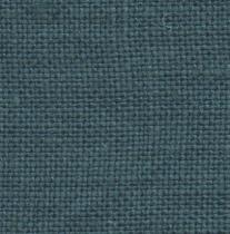 lin froissé bleu paon 100% lin (uniquement pour modèles BALI et BERMUDES)