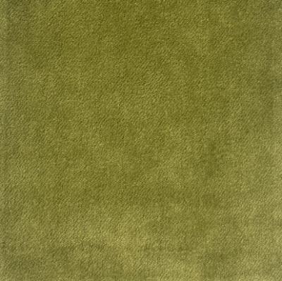 gala olive velours 100% polyester